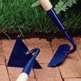 Lawn & Patio - Two Specialty Hoes - Triangle Hoe
