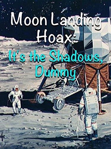 Moon Landing Hoax | It's the Shadows, Dummy