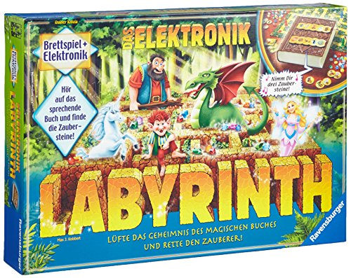 verrückte Labyrinth-Elektronis [German Version]