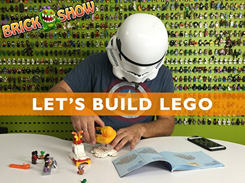Clip: Let's Build Lego - Season 1