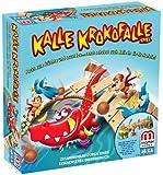 Mattel X8733 - Kalle Krokofalle, Gesellschaftsspiel