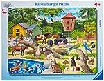 Ravensburger 06777 - Im Streichelzoo,...