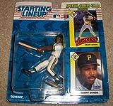 1993 Barry Bonds MLB Starting Lineup [Toy]