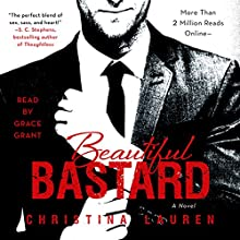 Beautiful Bastard (       UNABRIDGED) by Christina Lauren Narrated by Grace Grant