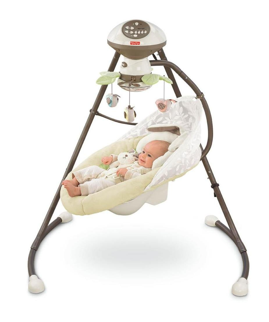 baby cradle swing