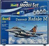Revell - 64892 - Maquette D'aviation - Dassault Rafale M - 73 Pièces - Echelle 1/72...