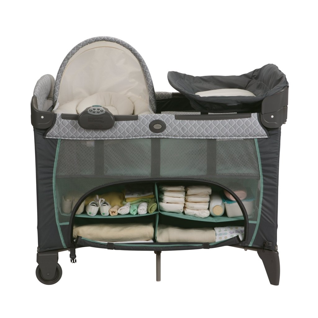 pack n play crib