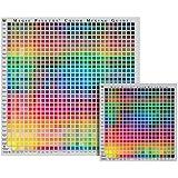 Color Mixing Guide - Magic Palette Studio Color Guide - 841 Colors
