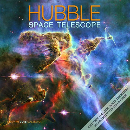 Hubble Space Telescope 2015 Square 12X12 Wyman