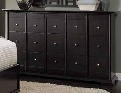 Perspectives Dresser in Graphite