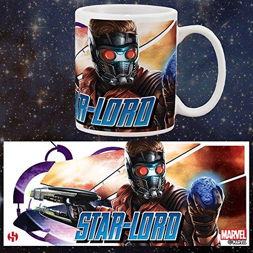 Mug Guardians of the Galaxy Star-Lord