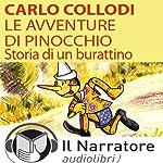 Le avventure di Pinocchio. Storia di un burattino | Carlo Collodi