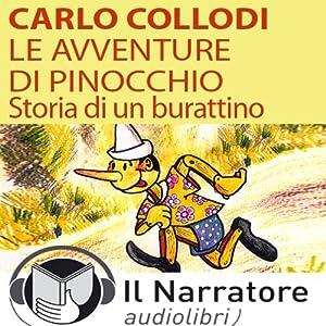 Le avventure di Pinocchio. Storia di un burattino Audiobook