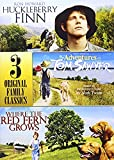Original Family Classics V.2: Huckleberry Finn / The Adventures of Tom Sawyer / Where the Red Fern Grows / Bonus: Lassie: The Painted Hills