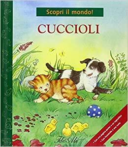 Cuccioli: IdeeAli: 9788860230317: Amazon.com: Books