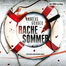 Rachesommer (Walter Pulaski 1) Hörbuch von Andreas Gruber Gesprochen von: Achim Buch