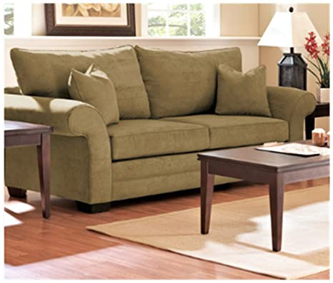 Klaussner HOLLY Sofa, Olive