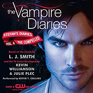 The Vampire Diaries: Stefan's Diaries, Book 6 Audiobook