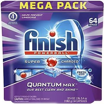 Save up to 55% on Finish Dishwashing