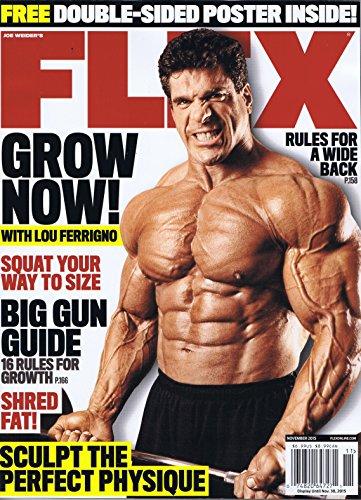 Flex [US] November 2015 (単号)
