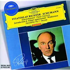 Schumann: Piano Concerto; Introduction & Allegro appassionato; Waldszenen