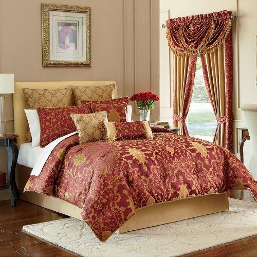 Bond Street Rousseau 4-Pc. Comforter Set - Queen front-398991