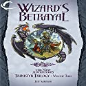 Wizard's Betrayal: Dragonlance: The New Adventures: Trinistyr Trilogy, Book 2 Audiobook by Jeff Sampson Narrated by Leslie Bellair