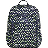 Vera Bradley Campus Backpack (Lucky Dots)