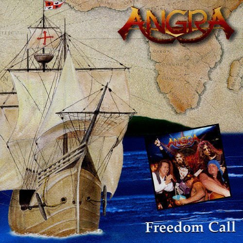 Freedom Call / Holy Live by ANGRA (2013-08-02)