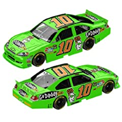 Buy 2012 Danica Patrick #10 GoDaddy 1:24 ARC Lionel NASCAR Diecast Car by Action Racing Collectables
