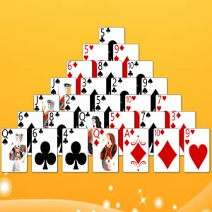 Pyramid Solitaire from X App Studio