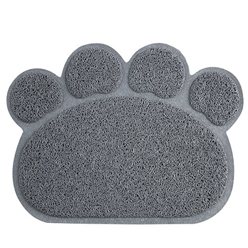 Dog Training Placemat: PetCee Cat Litter Mat Pet PVC Placemat Dog Mats For Food