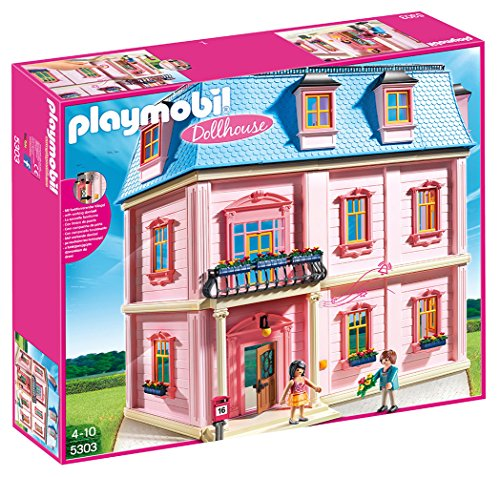 PLAYMOBIL Deluxe Dollhouse Playset (Doll House Playsets compare prices)