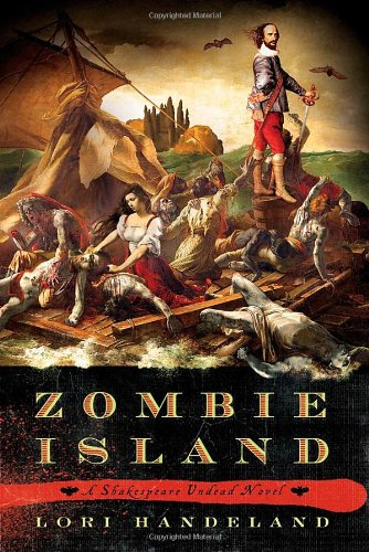 Zombie Island: A Shakespeare Undead Novel (Shakespeare Undead Novels)
