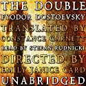 The Double Audiobook by Fyodor Dostoevsky Narrated by Stefan Rudnicki