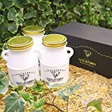 YOGURTERIA MILK'ORO 金色のミルク 2層式 MILK'ORO(みるころ) エイジング・ヨーグルト ギフトボックス 200g×3本入 1箱 [計600g]