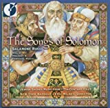 Image of Salamone Rossi: The Songs of Solomon, Vol. 2