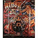 WIDOW Avatar Press 6� Inch RENDITION 1998 Poseable Action Figure ~ Rendition
