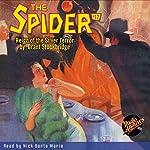 Spider #12, September 1934 (The Spider)   Grant Stockbridge, RadioArchives.com