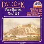 Quatuors avec piano Nos.1 & 2