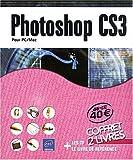 echange, troc Thierry Ollivier, Julien Pons - Photoshop CS3 pour PC/Mac - Coffret de 2 livres