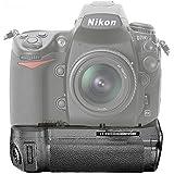 Neewer Replacement Battery Grip BP-D10 for Nikon D300S D700 D300 SLR Digital Camera Compatible with EN-EL3e