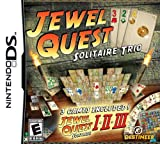 Destineer Toys Jewel Quest Solitaire Trio for Nintendo DS