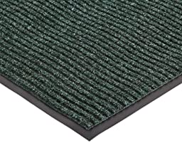 NoTrax 109 Brush Step Entrance Mat, for Lobbies and Indoor Entranceways, 4\' Width x 8\' Length x 3/8\