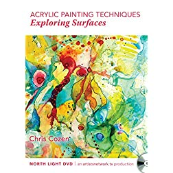 Acrylic Painting Techniques - Exploring Surfaces