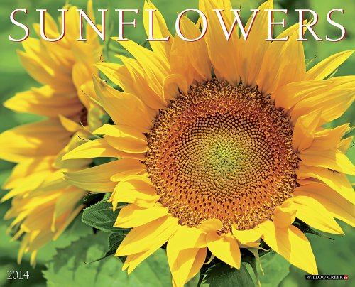 Sunflowers 2014 Calendar