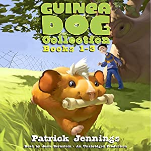 Guinea Dog Collection: Books 1-3 Audiobook