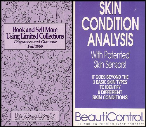 BeautiControl Consultants Guides: Book and Sell More Using Limited Collections/Skin Condition Analysis [2 VHS Set]