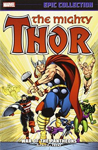 Thor Epic Collection War Of Pantheons