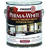 Perma-White Mold And Mildew-Proof Interior Paint-INT S/G WHT MILDEW PAINT